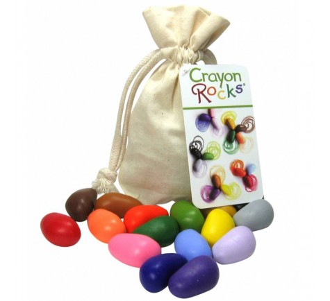 WABA FUN - CRAYON ROCKS 4x16 COLORES