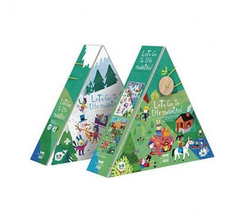 LONDJI - PUZZLE LET'S GO TO THE MOUNTAIN