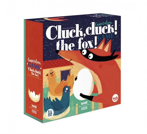 LONDJI - CLUCK, CLUCK! THE FOX!