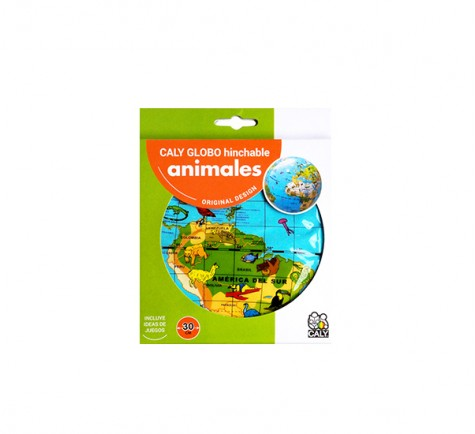 GLOBO HINCHABLE ANIMALES