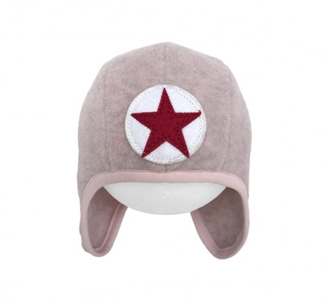 KIK KID - GORRO HAT SPEEDY GOOF FLEECE L. PINK