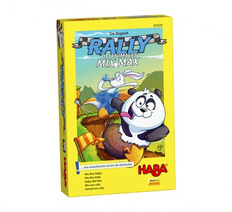 Juego Rally de animales Mix Max