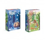 Puzzle Night & Day in the Forest