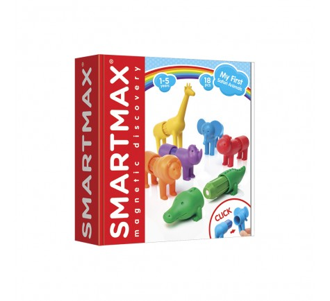 SMART GAMES - MY FIRST SAFARI ANIMALS